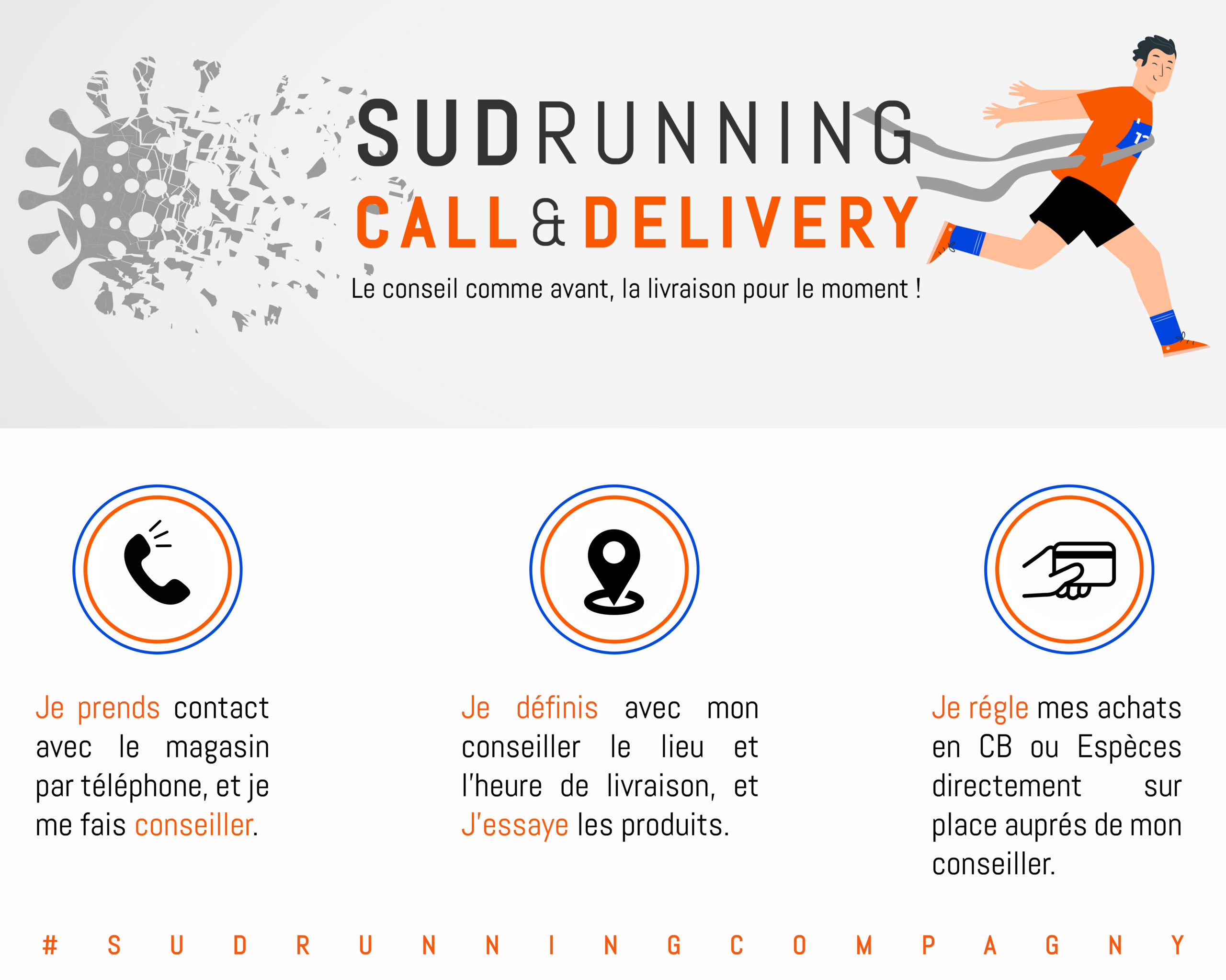 call & delivery
